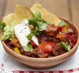 Veggie chilli - Food Revolution Day | Healthy Eating - Recipes, Food News | Scoop.it