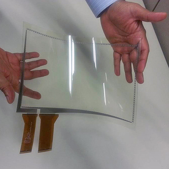 Nano films make possible Giant, Flexible Touch Screens | MIT Technology Review | NCIT | Scoop.it