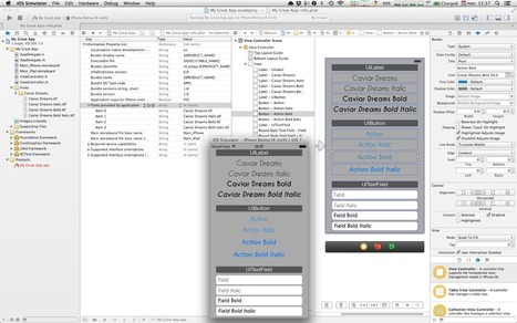 The Code Sheriff: 8 Tips for working effectively with Interface Builder   iOS research   Scoop.it