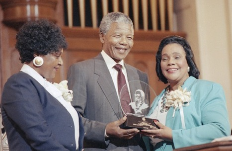 How Nelson Mandela shaped the world around you | World History | Scoop.it