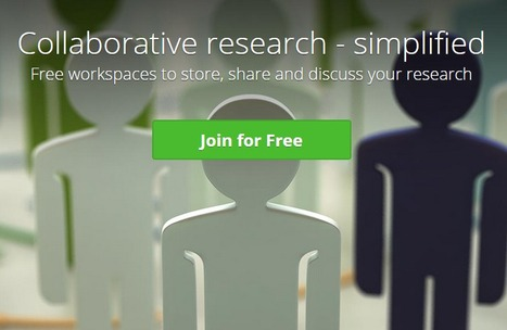 colwiz: Free reference manager & research groups manager | Research Management | Scoop.it
