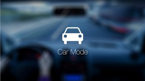 """Could an Ignition-Activated """"Car Mode"""" Keep Drivers From Texting? 