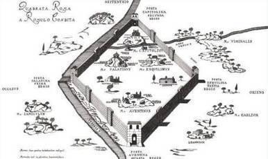 La fundación de Roma: cuando el mito es confirmado por la arqueología | Mundo Clásico | Scoop.it