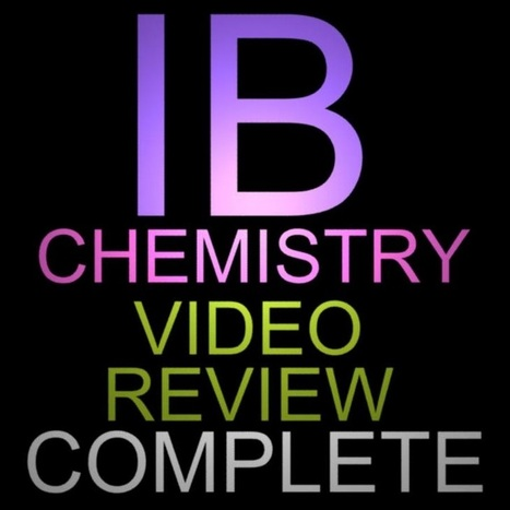 ib chemistry paper Ib group 4 subjects the chemistry, biology, physics and design technology courses will be updated for first teaching in september 2014, with syllabus updates paper 1 - multiple choice questions on the ssc (20%) paper 2.