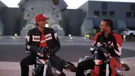 Game of HYPE: No-Spill Challenge | Ductalk Ducati News | Scoop.it