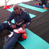 Mo Farah's Photo | Running for Life | Scoop.it