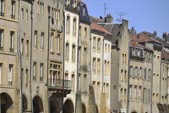 Immobilier à Metz : avec beaucoup de logements en vente, les prix chutent | Immobilier | Scoop.it