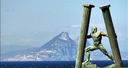Las columnas de Hércules: Abyla y Calpe | LVDVS CHIRONIS 3.0 | Scoop.it