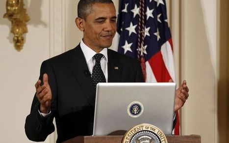 You're Not Really Following @BarackObama on Twitter | Social Media News From Scott | Scoop.it