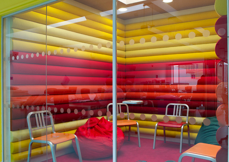 10 bizarre objects found in 'cool' offices | Network of creativity | Scoop.it