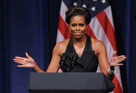 San Fernando Valley School Named After MichelleObama - CBS Los Angeles   Restore America   Scoop.it
