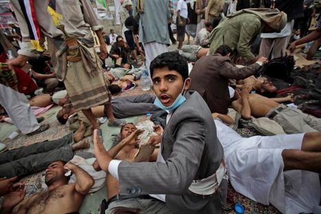 Yemeni police storm protest camp in Aden   Coveting Freedom   Scoop.it