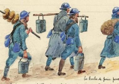 Manger et boire entre 1914 et 1918 - Le blog du fonds gourmand de la bibliothèque municipale de Dijon | Nos Racines | Scoop.it