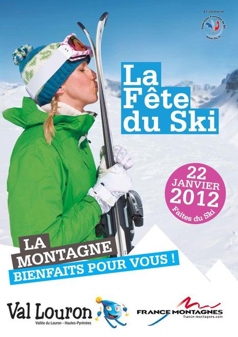 Fête du ski à Val Louron le 21-22 janvier 2012   Louron Peyragudes Pyrénées   Scoop.it