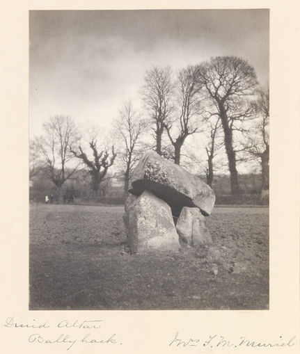 Some Fantastic 19th century Photos of Irish Archaeology Sites | Mégalithismes | Scoop.it