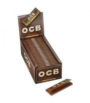 Cartine OCB Virgin Brown Corte 50pz - NonSoloTabacco | novità fumatori | Scoop.it