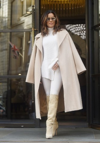 Eva Longoria on Le Silla Boots - #MadeinLeMarche | Le Marche & Fashion | Scoop.it