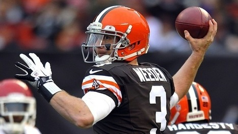Will the Cleveland Browns Ever Settle on a Quarterback? - Rant Sports | Mike_Hauser | Scoop.it