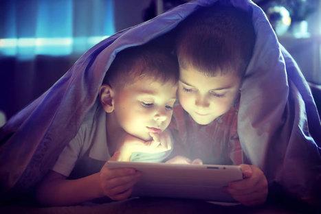 Uso excesivo de gadgets en niños, el causante de los trastornos del sueño | educacion-y-ntic | Scoop.it