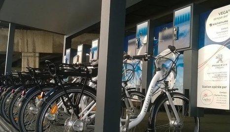 Vélo-partage en entreprise | movilidad sostenible | Scoop.it
