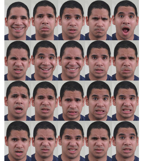 Happily Surprised! People Use More Facial Expressions Than Thought | Positive futures | Scoop.it