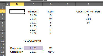 VLOOKUP Fail (and MATCH, LOOKUP) | FrankensTeam's Excel Collection | Scoop.it