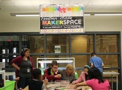 21st Century: School Library Month highlights how they've become dynamic spaces of learning | KyForward.com | Library-related | Scoop.it