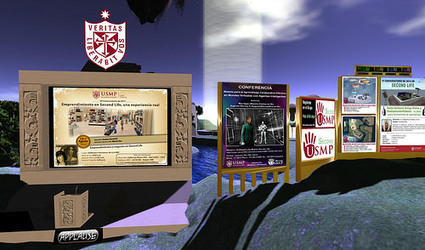 Introduction To #SecondLife For Educators Part 2 | Immersive World Technology | Scoop.it