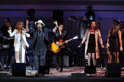 Le Carnegie Hall a fêté Prince avec D'Angelo, Wendy Melvoin ... | Rap , RNB , culture urbaine et buzz | Scoop.it