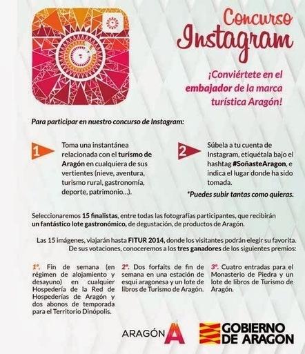 Instagram y Turismo: 5 ejemplos de uso en el sector.   Estrategias Competitivas en Turismo:   Scoop.it