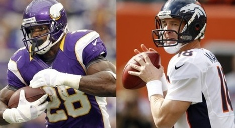 NFL Comeback Player of the Year: Peyton or Peterson? | The ... | Adrian Peterson, Not Peyton Manning, Deserves Comeback Player of the Year Award. | Scoop.it