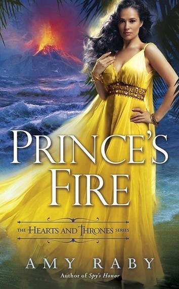 Amy Raby: Five Things I Learned Writing Prince's Fire | Writing and Publishing | Scoop.it