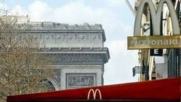 France turns heat up on McDonald's as burger becomes king - The Globe and Mail | NTH | Scoop.it