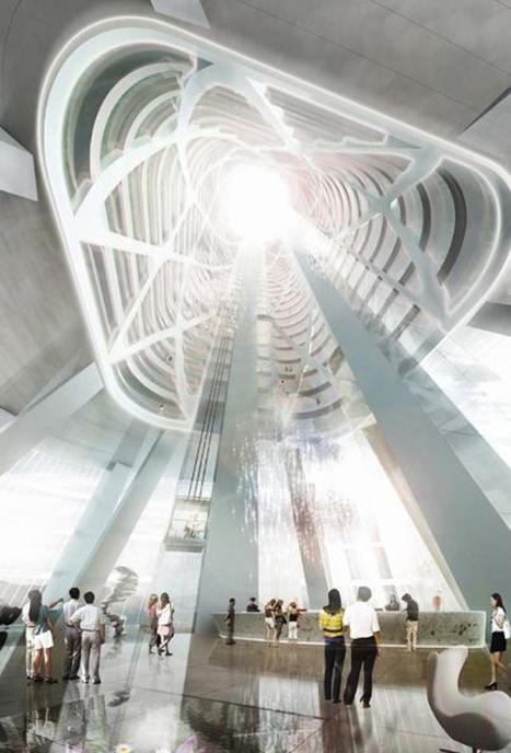 The Haikou Towers - eVolo | Architecture Magazine | Architecture MIPIM | Scoop.it