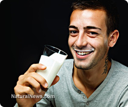 """Got Milk"" campaign a fraud - 10 better sources of calcium 