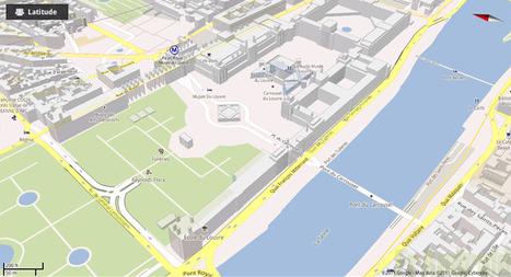 De nouvelles villes sont maintenant en 3D sur Google Maps   toute l'info sur Google   Scoop.it