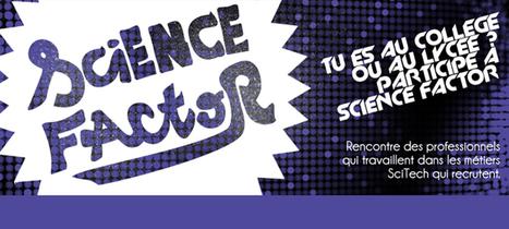 Concours Science Factor - ENGIE   Science Factor 2014-2016   Scoop.it