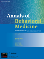 Annals of Behavioral Medicine - incl. option to publish open access | Behavioral Medicine | Scoop.it