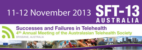 RCH Melbourne embraces telehealth | Australasian Telehealth ... | Disaster  & Humanitarian Response | Scoop.it