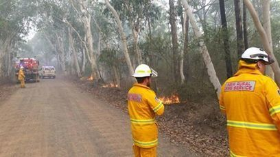 Today Hazard Reduction at Fairlight Rd... - Wallacia Rural Fire Brigade | Facebook | NPWS fire management | Scoop.it