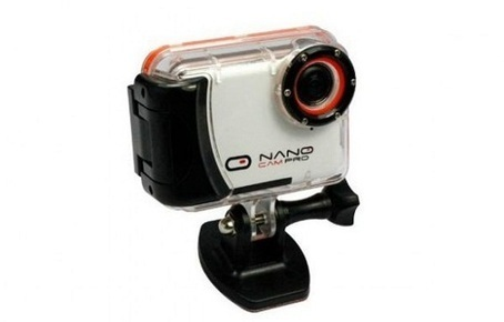 Nano Cam Pro 1080P Full HD action camera | Geeky Tech Blog | geekytechblog | Scoop.it