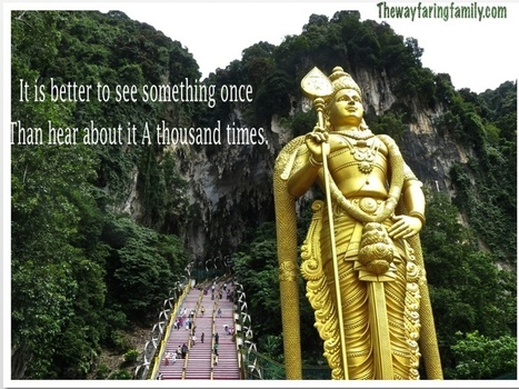 It's better to See Something Once (Batu Caves) | Travel | Scoop.it