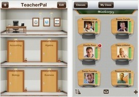 Teaching with Apps: 2 Great Free Teacher Organizers for iPad, iPhone & iPod | Technology for classrooms | iPad learning | Scoop.it