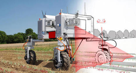 Will Robots Replace Herbicides on the Farm? | Ag app | Scoop.it