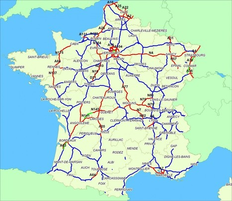 120 projets de transports remis en question par l'écotaxe | projet urbain et transport en commun en site propre | Scoop.it