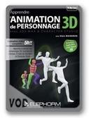 L'animation de personnage 3D - avec 3ds Max 2012 et Character Studio | Infographie 3D | Scoop.it