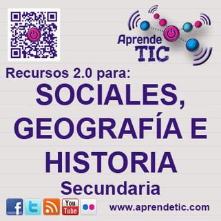 Sociales, Geografía e Historia | GEOGRAFIA SOCIAL | Scoop.it