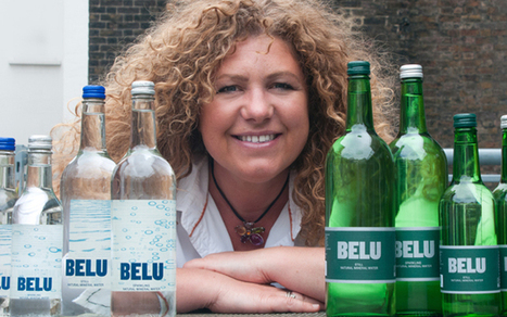 How the Belu water boss got the bottle to compete in the mainstream - Telegraph | Supporting women in business | Scoop.it