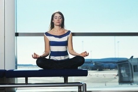The Zen of Air Travel: San Francisco Airport Opens Yoga Room | San Francisco's Life | Scoop.it