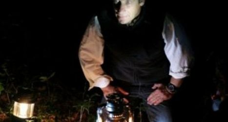 Aulon : le conteur des cimes illumine la nuit #JourdelaNuit   Vallée d'Aure - Pyrénées   Scoop.it